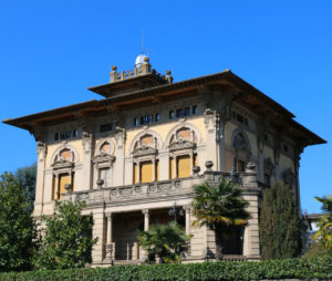 Villa Masini and the Liberty