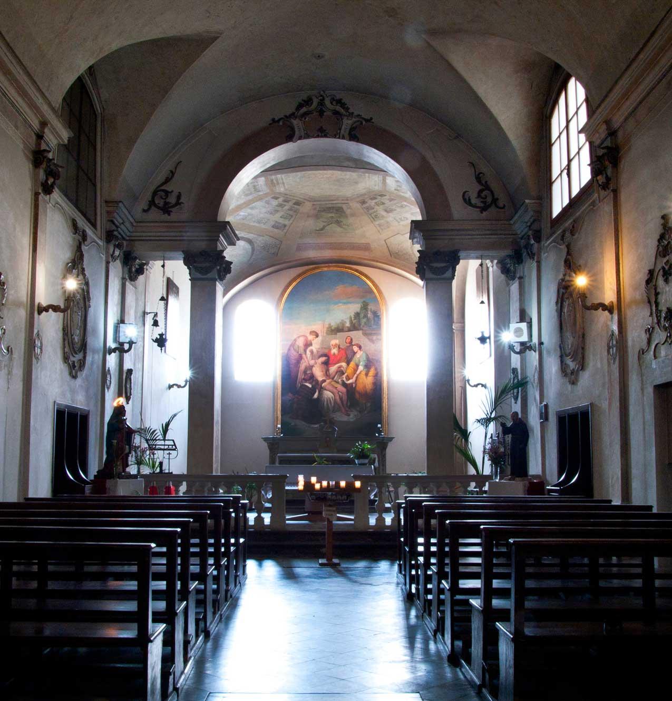 Chiesa della Confraternita della Misericordia