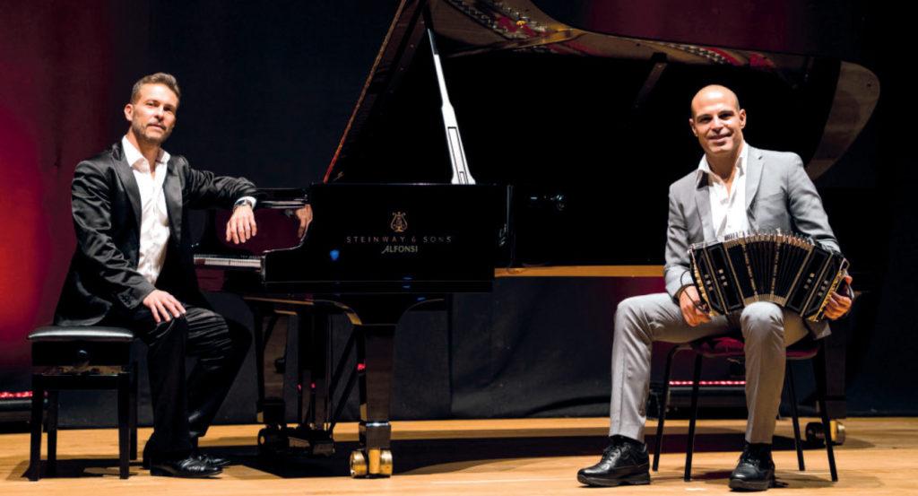 Terre d'Arezzo Music Festival: Contemporary Tango