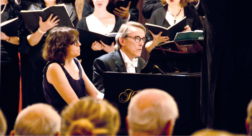 Valdarno Piano Festival: duo pianistico a 4 mani