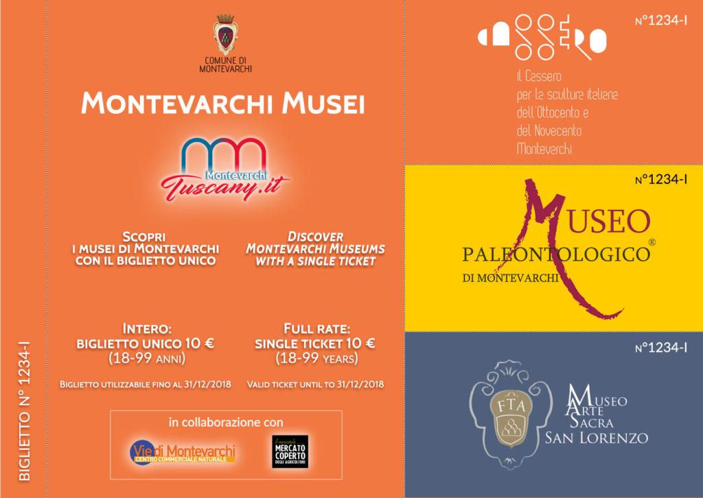 Dal 15 giugno possibile acquistare il biglietto unico per visitare i tre musei della città