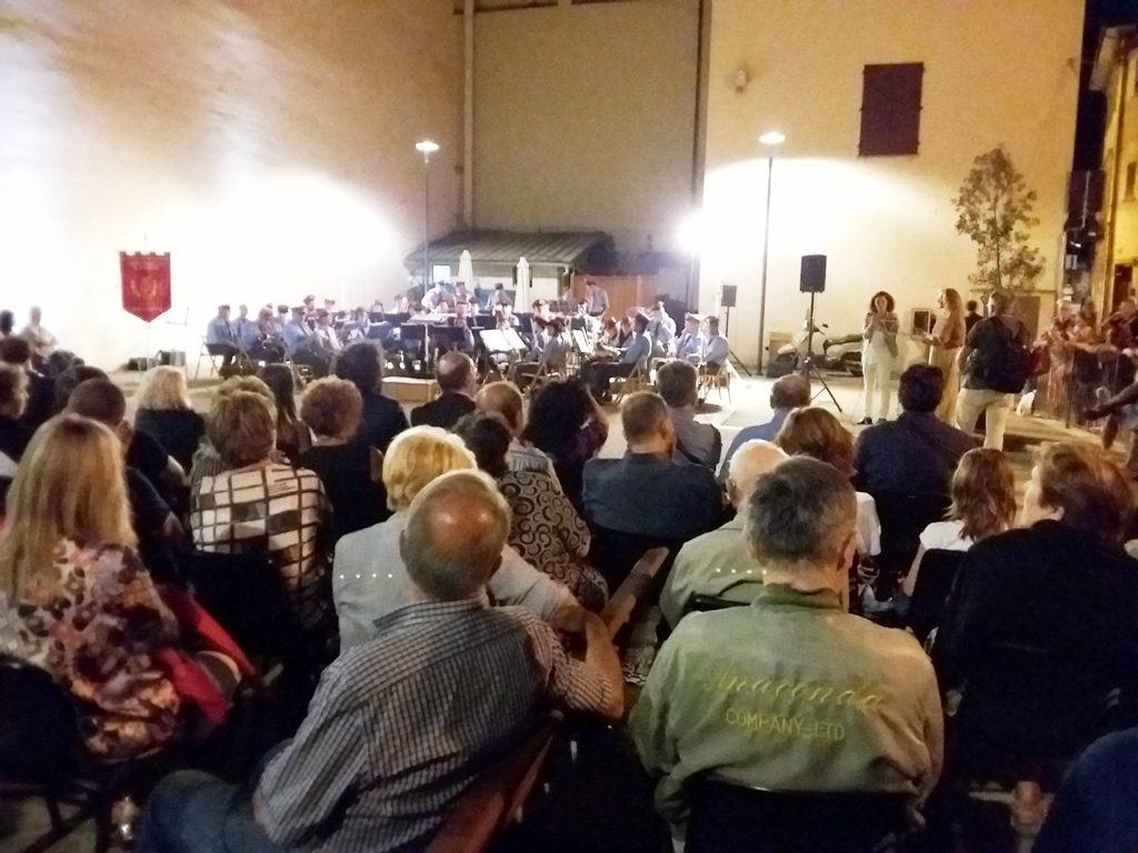 Festa del Perdono, il concerto del Corpo Musicale G. Puccini, apertura ufficiale delle celebrazioni