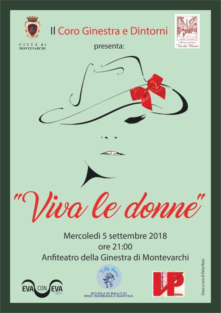 Festa del Perdono, il 5 settembre lo spettacolo Viva le donne