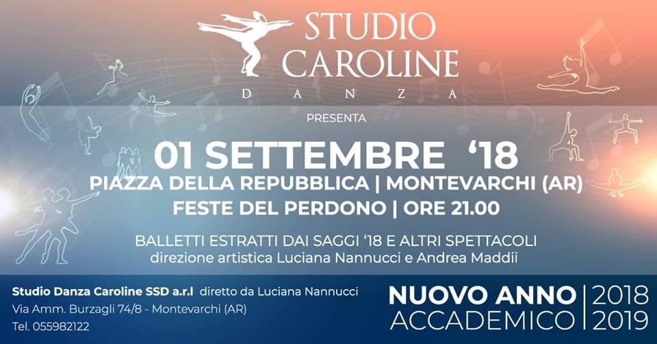 Festa del Perdono, lo spettacolo della Scuola di Danza Studio Caroline
