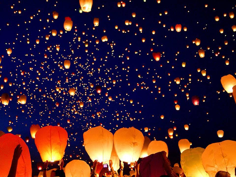 Festa del Perdono, arriva la notte delle lanterne