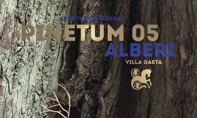 Pinetum 05: la mostra quest'anno sarà dedicata agli alberi