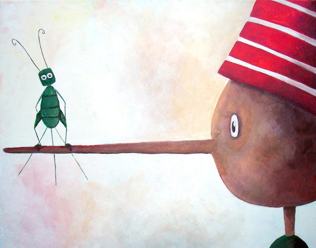 """Presentazione del libro """"Pinocchio. Il burattino che divenne uomo"""""""