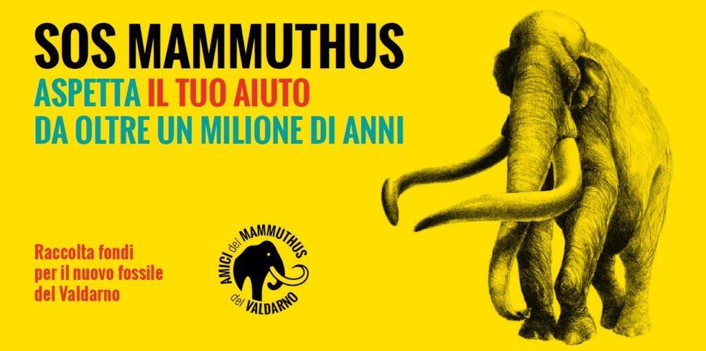 Campagna di crowdfunding per sostenere il recupero del Mammuth