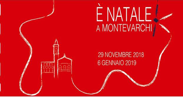 Natale 2018 a Montevarchi