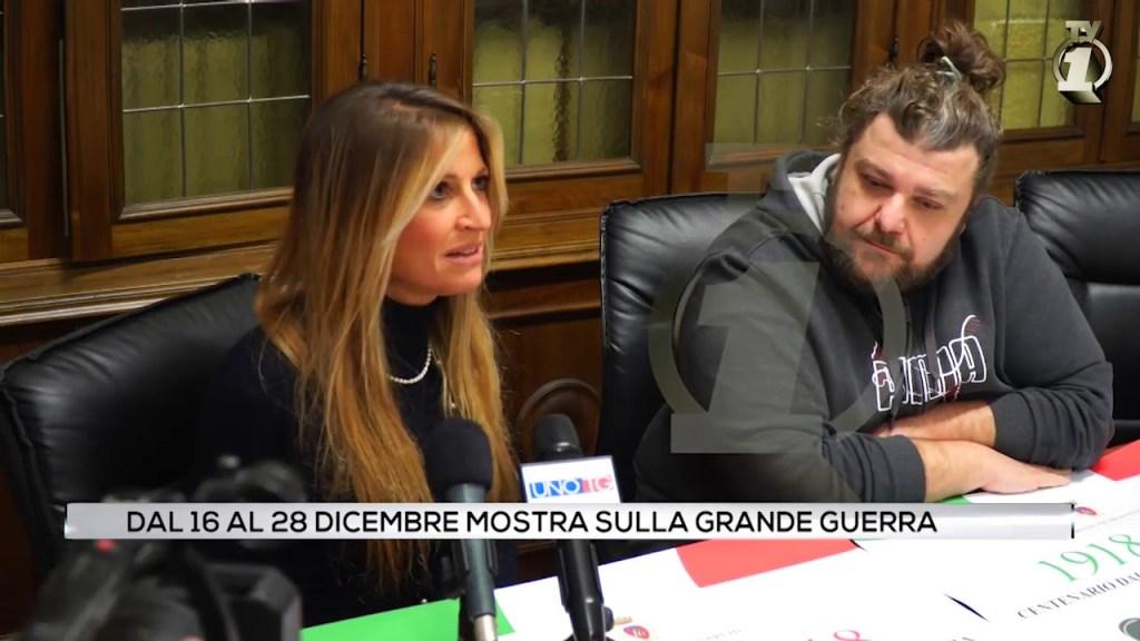 A Montevarchi mostra sulla grande guerra