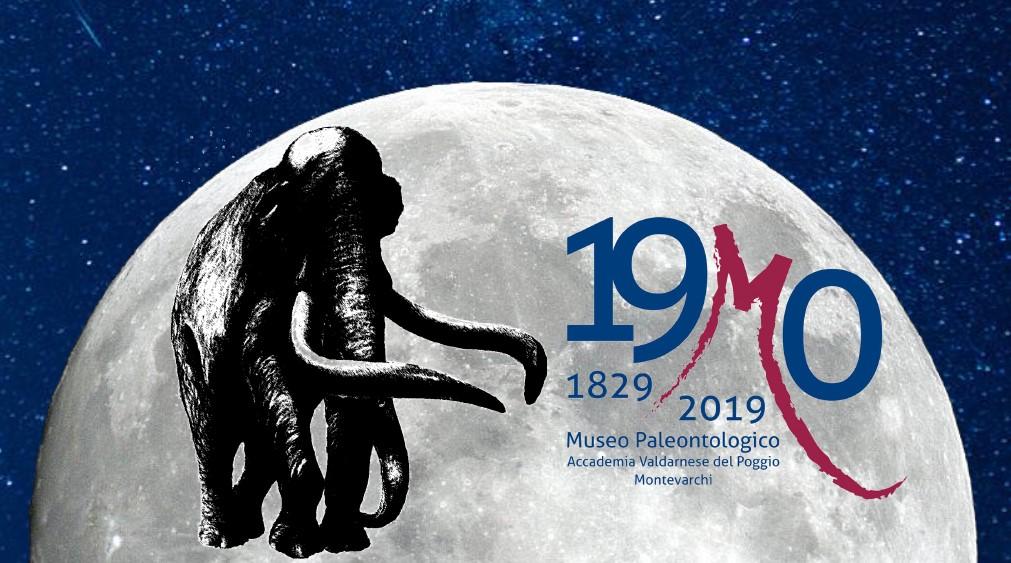 Museo Paleontologico aperto di sera a luglio