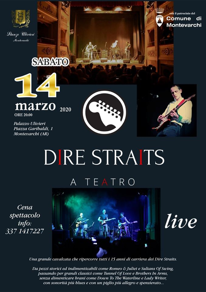 Dire Straits a Teatro – Cover Band