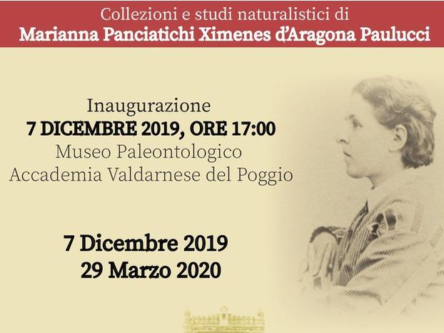 Conoscere e ordinare la natura: Collezioni e studi naturalistici di Marianna Panciatichi Ximenes d'Aragona Paulucci