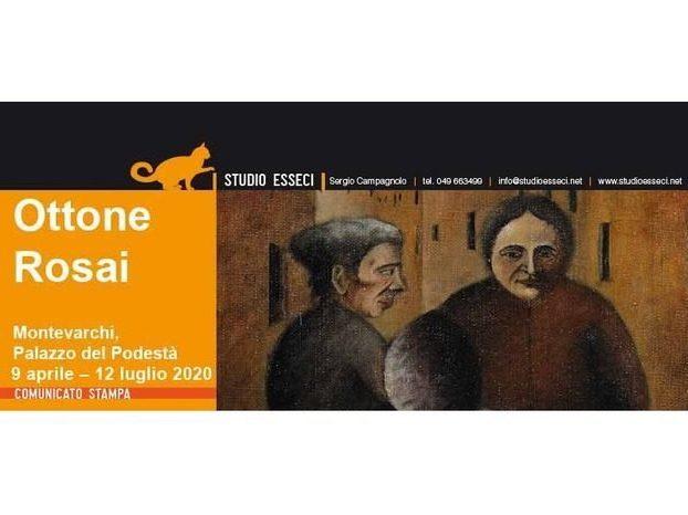 Ottone Rosai, una mostra in Palazzo del Podestà
