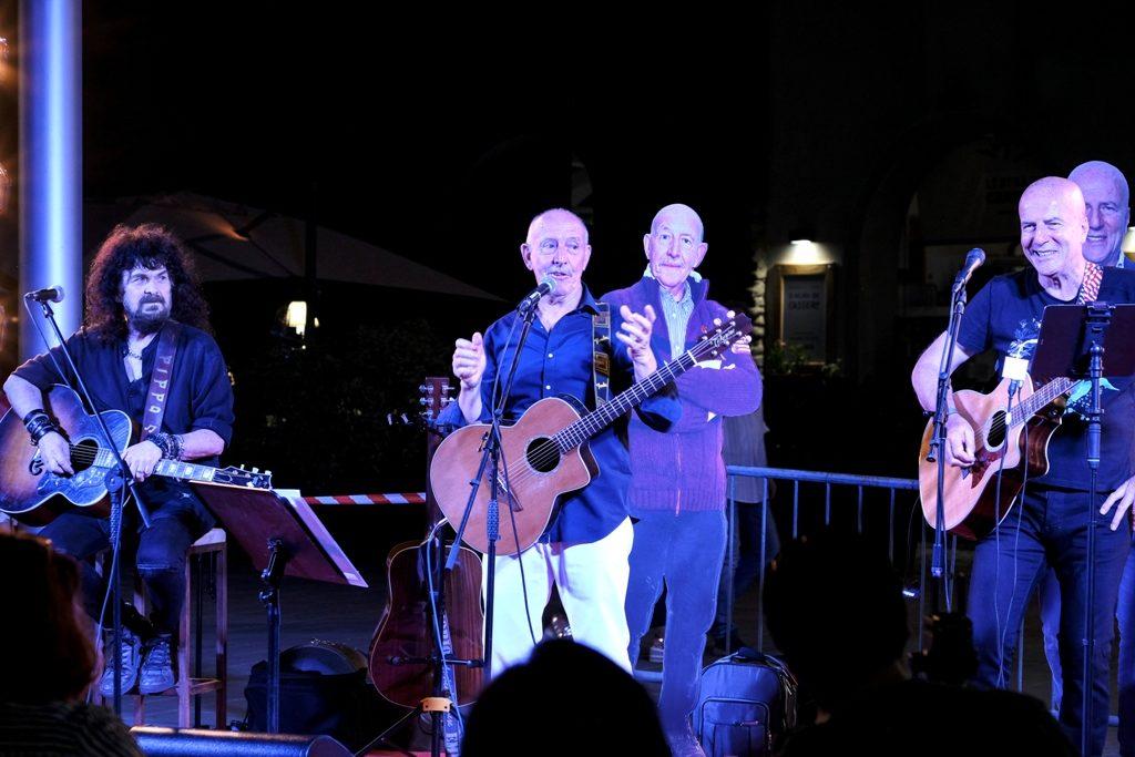 Una bella serata con il trio GiGaVa