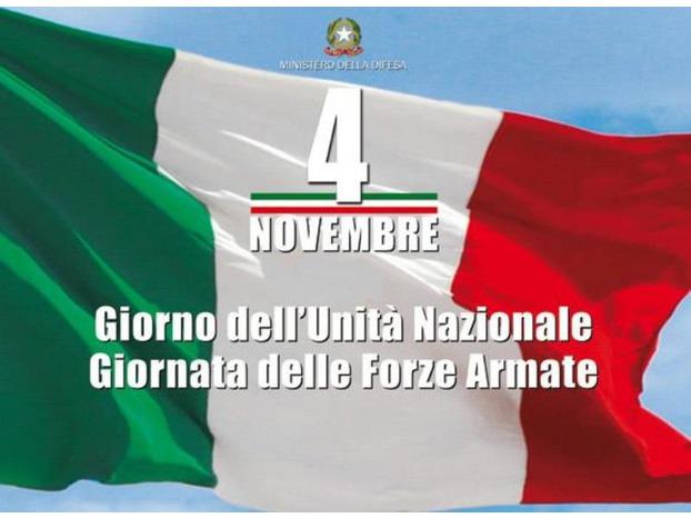 Le celebrazioni del 4 novembre a Montevarchi