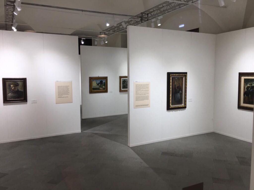Riapre la mostra dedicata a Rosai in Palazzo del Podestà