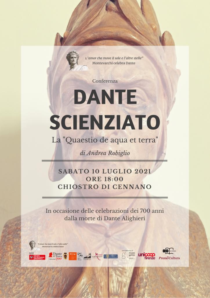 Montevarchi Estate 2021, Dante scienziato