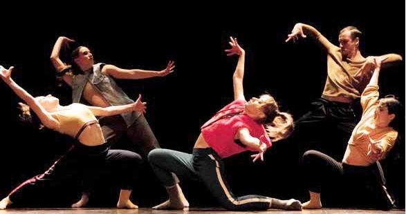 Montevarchi Estate 2021, spettacolo di danza e musica contemporanea
